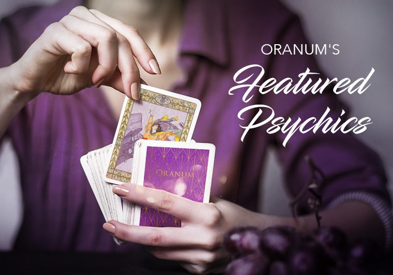 Featured Expert Psychics