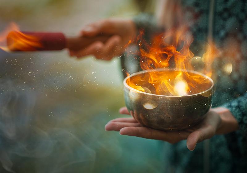 Effective psychic rituals