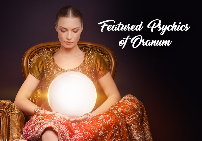 featured online psychic