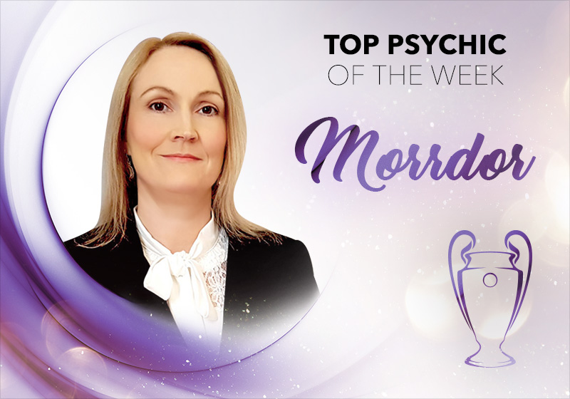 Top weekly psychic