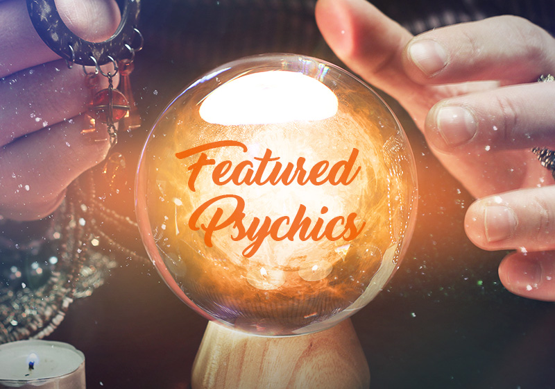 featured psychic online