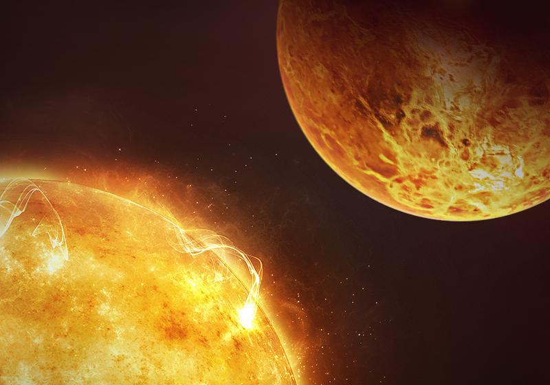 Venus perihelion