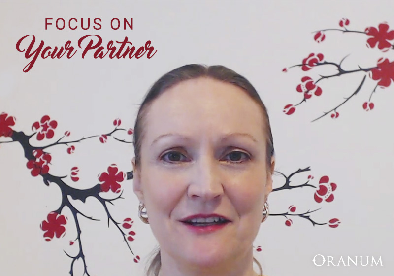 Focus on your partner